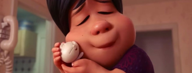 "Screenshot from Pixar's ""Bao"" short film"